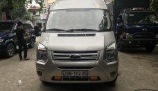 Bán Ford Transit 16 chỗ, đời cuối 2014, (10/2014). Xe đưa đón công nhân, biển Hà Nội từ mới giá 550 triệu tại Hà Nội