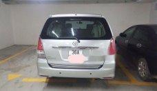 Bán Toyota Innova V sản xuất 2010, màu bạc giá 442 triệu tại Thanh Hóa