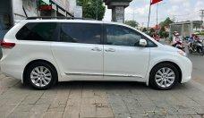 Bán ô tô Toyota Sienna đời 2013, màu trắng, nhập khẩu nguyên chiếc giá 2 tỷ 450 tr tại Tp.HCM