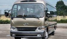 Bán xe Hyundai County D4DD, khuyến mại hấp dẫn, hỗ trợ trả góp 90% giá 1 tỷ 270 tr tại Hà Nội