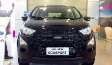 Bán Ford Ecosport bản Ambiente số tự động màu đen mới 100%, hỗ trợ giá tốt nhất. L/H 090.778.2222 giá 569 triệu tại Hà Nội