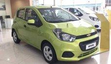Cần bán xe Chevrolet Spark sản xuất năm 2018, màu xanh giá 267 triệu tại Nam Định