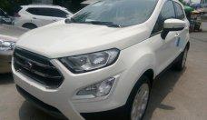 Bán xe Ford EcoSport 1.5L số tự động sản xuất 2018, màu trắng, nhập khẩu 3 cục giá 638 triệu tại Tp.HCM