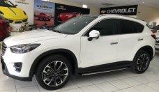 Cần bán gấp Mazda CX 5 2.0 AT sản xuất 2017, màu trắng chính chủ, 808 triệu giá 808 triệu tại Hải Phòng