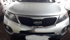 Cần bán Kia Sorento MT 2009, màu bạc giá 455 triệu tại Đồng Nai