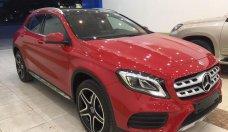 Bán xe Mercedes GLA 250 đăng kí 2018, màu đỏ, nhập khẩu xe mới chưa đi rẻ tới 200 triệu giá 1 tỷ 855 tr tại Hà Nội