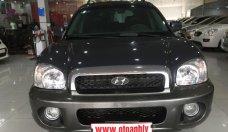 Bán Hyundai Santa Fe 2.0AT năm sản xuất 2004, màu xám, nhập khẩu nguyên chiếc   giá 285 triệu tại Phú Thọ
