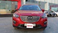 Bán Mazda CX 5 2.5 AT đời 2017, màu đỏ, giá tốt giá 884 triệu tại Hà Nội