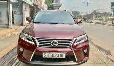 Cần bán Lexus RX năm 2014, màu đỏ, nhập khẩu giá 2 tỷ 650 tr tại Tp.HCM
