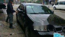 Cần bán lại xe Daewoo Lacetti sản xuất năm 2005, màu đen giá Giá thỏa thuận tại Đà Nẵng