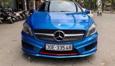 Cần bán Mercedes A250 sản xuất năm 2013, màu xanh lam, nhập khẩu giá 950 triệu tại Hà Nội