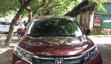 Cần bán xe Honda CR V 2.4 TG phiên bản đặc biệt, sản xuất năm 2016, màu đỏ giá 965 triệu tại Hà Nội