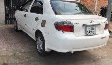 Cần bán gấp Toyota Vios 1.5G năm 2003, màu trắng, giá tốt giá 220 triệu tại Bình Dương