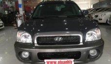 Cần bán lại xe Hyundai Santa Fe sản xuất 2004, màu đen, số tự động giá 285 triệu tại Phú Thọ