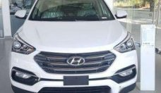 Bán Hyundai Santa Fe năm sản xuất 2018, màu trắng giá 1 tỷ 161 tr tại Đà Nẵng