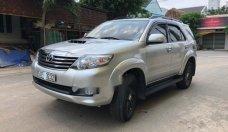 Cần bán lại xe Toyota Fortuner 2.4 G MT 2015, màu bạc, 866tr giá 866 triệu tại Bình Dương