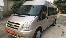 Bán Ford Transit năm sản xuất 2012, màu bạc giá 435 triệu tại Hà Nội