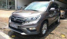 Cần bán gấp Honda CR V 2.0 AT năm 2016, màu nâu, 825tr giá 825 triệu tại Hà Nội