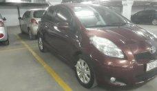 Bán ô tô Toyota Yaris 1.3 AT sản xuất 2010, màu đỏ, nhập khẩu chính chủ giá 450 triệu tại Hà Nội