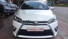 Bán ô tô Toyota Yaris 1.5G đời 2017, màu trắng, nhập khẩu thái lan chính chủ giá 648 triệu tại Hà Nội