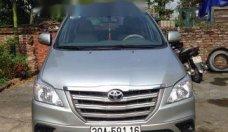 Cần bán gấp Toyota Innova sản xuất 2015, màu bạc chính chủ giá tốt giá Giá thỏa thuận tại Hà Nội