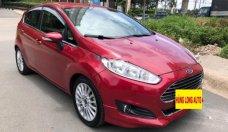 Bán xe Ford Fiesta S 1.0AT Ecoboost năm sản xuất 2016, màu đỏ giá 498 triệu tại Hà Nội