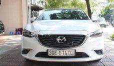 Bán xe Mazda 6 2.5 Premium năm 2017, màu trắng chính chủ giá 1 tỷ tại Hà Nội