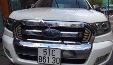 Cần bán xe Ford Ranger đời 2016, màu trắng, nhập khẩu số sàn, giá tốt giá 715 triệu tại Tp.HCM