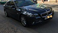 Bán BMW 5 Series 520i sản xuất năm 2014, màu đen, nhập khẩu nguyên chiếc chính chủ giá 1 tỷ 350 tr tại Tp.HCM