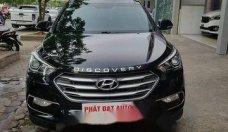 Cần bán lại xe Hyundai Santa Fe 2.2 sản xuất 2017, màu đen, giá tốt giá Giá thỏa thuận tại Hà Nội
