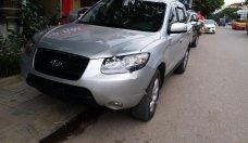 Cần bán xe Hyundai Santa Fe 2.2L 4WD đời 2008, màu bạc, nhập khẩu giá 460 triệu tại Hà Nội