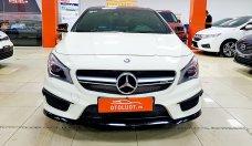 Cần bán xe Mercedes CLA 45 AMG đời 2016, màu trắng, nhập khẩu nguyên chiếc giá 1 tỷ 790 tr tại Hà Nội