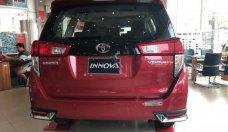 Cần bán Toyota Innova 2.0 Venturer năm 2018, màu đỏ giá 830 triệu tại Tp.HCM