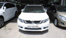 Bán xe Honda Civic 2.0AT đời 2016, màu trắng   giá 745 triệu tại Tp.HCM