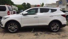 Bán xe Hyundai Santa Fe 2018, màu trắng, giá tốt giá Giá thỏa thuận tại Hà Nội