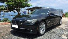 Bán xe BMW 7 Series 750Li năm 2009, màu đen, nhập khẩu giá 1 tỷ 300 tr tại Tp.HCM