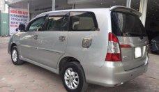 Bán ô tô Toyota Innova 2.0E đời 2014, màu bạc số sàn, 570 triệu giá 570 triệu tại Hà Nội