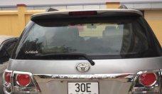 Bán Toyota Fortuner đời 2012, màu bạc giá 700 triệu tại Hà Nội