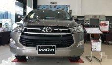Bán ô tô Toyota Innova 2.0E sản xuất năm 2018, màu xám giá 695 triệu tại Tp.HCM