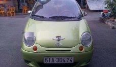 Cần bán lại xe Daewoo Matiz SE đời 2004, màu xanh, giá tốt giá 128 triệu tại Tp.HCM