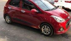 Bán Hyundai Grand i10 1.2 AT sản xuất 2016, màu đỏ, xe nhập   giá 400 triệu tại Bình Dương