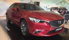 Bán Mazda 6 2.0 Premium sản xuất năm 2018, màu đỏ  giá 899 triệu tại Hà Nội