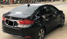 Bán xe Honda City 1.5 AT năm 2017, màu đen giá 557 triệu tại Tp.HCM