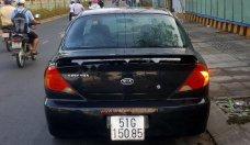 Bán Kia Spectra 1.6MT sản xuất năm 2004, màu đen   giá 135 triệu tại Tp.HCM