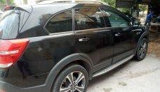 Bán Chevrolet Captiva sản xuất 2016, màu đen  giá 680 triệu tại Tp.HCM