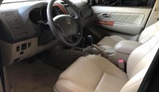 Bán Toyota Fortuner 2.4AT đời 2011, màu đen  giá 610 triệu tại Hà Nội