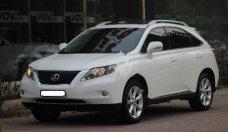 Cần bán lại xe Lexus RX 350 đời 2010, màu trắng, xe nhập giá 1 tỷ 590 tr tại Hà Nội