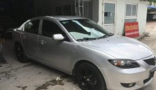 Bán Mazda 3 1.6 AT sản xuất năm 2005, màu bạc giá 295 triệu tại Hà Nội