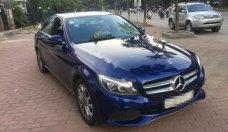 Bán xe Mercedes C200 sản xuất 2017, màu xanh lam như mới giá 1 tỷ 399 tr tại Hà Nội