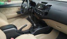 Bán xe Toyota Fortuner G đời 2015, màu bạc, giá tốt giá 855 triệu tại Tp.HCM